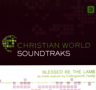 Blessed Be The Lamb, Accompaniment CD