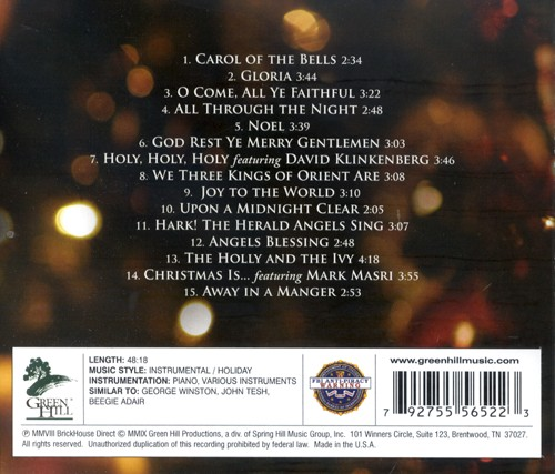 The Hymns & Carols of Christmas