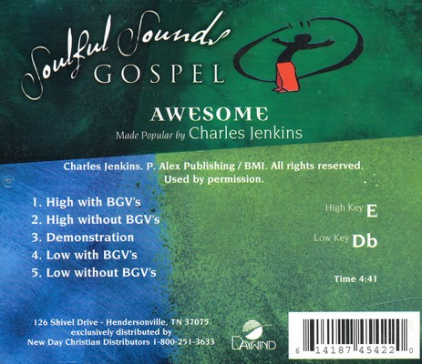 Awesome, Acc CD