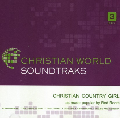 Christian Country Girl Acc, CD