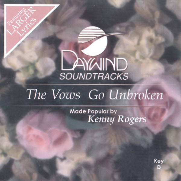 The Vows Go Unbroken, Accompaniment CD
