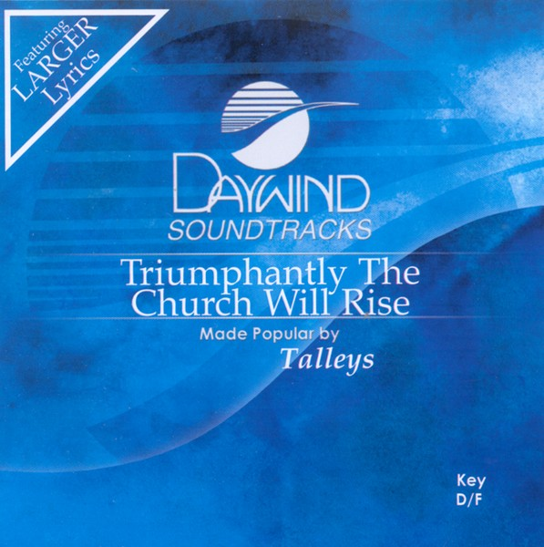 Triumphantly The Church Will Rise, Accompaniment CD