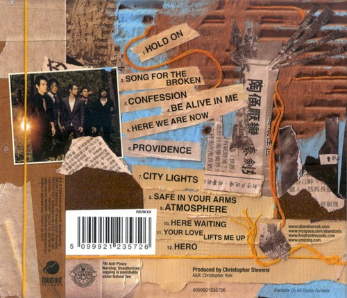 Searchlights CD