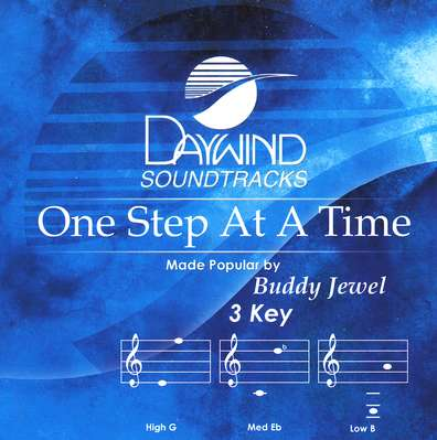 One Step At A Time, Accompaniment CD