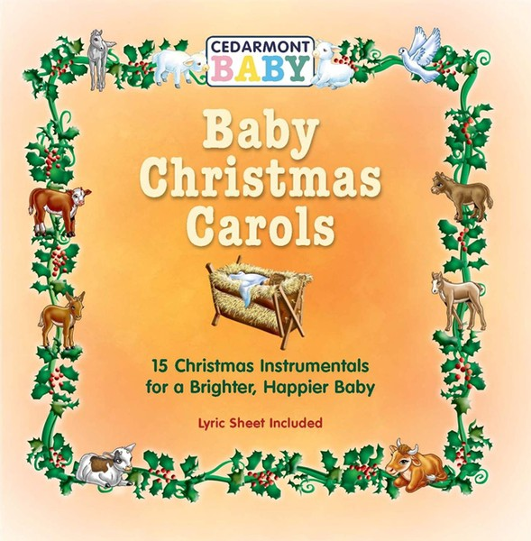 Baby Christmas Carols CD