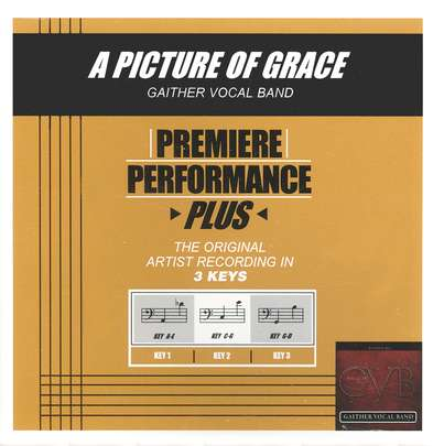 A Picture Of Grace, Accompaniment CD