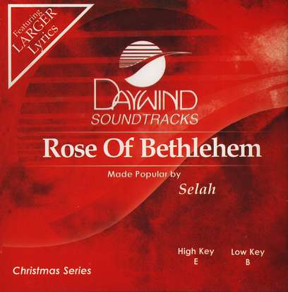 Rose of Bethlehem, Accompaniment CD