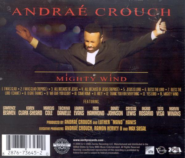 Mighty Wind, Compact Disc [CD]
