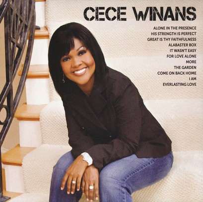 Icon: CeCe Winans