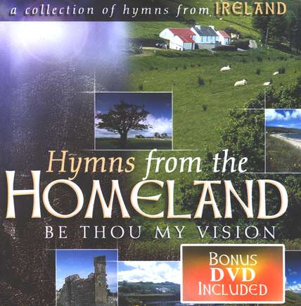 Hymns from the Homeland CD/DVD Combo