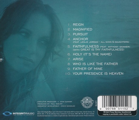 Deeper & Faith + Full, CD