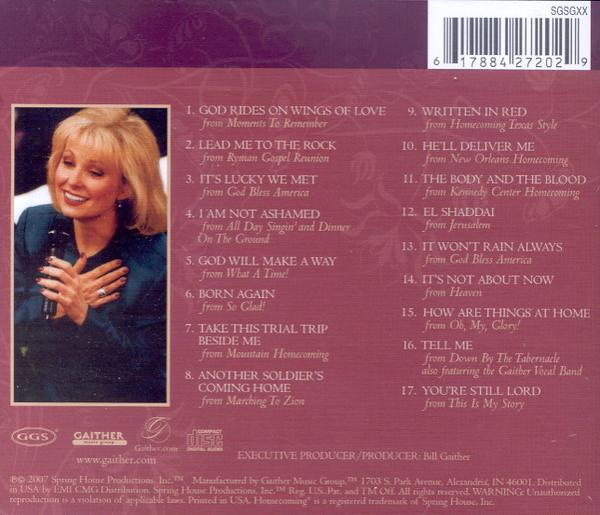 The Best of Janet Paschal CD