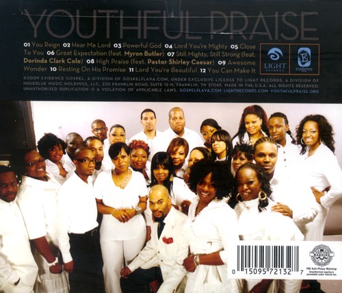 Resting On His Promise CD