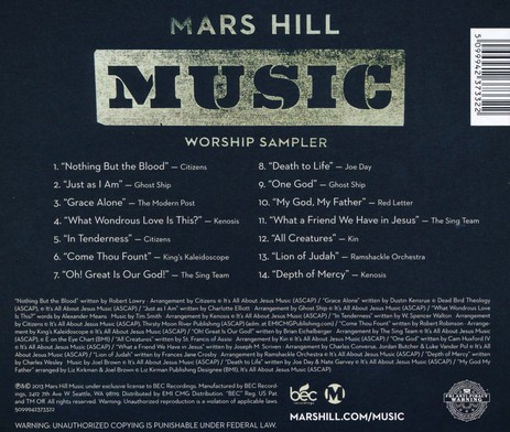 Mars Hill Music Worship Sampler