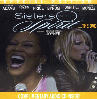Sisters In the Spirit CD/DVD