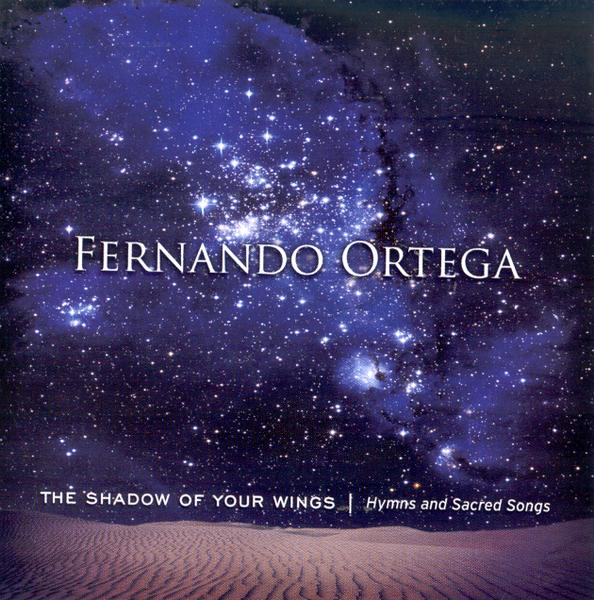 The Shadow of Your Wings: Hymns and Sacred Songs CD