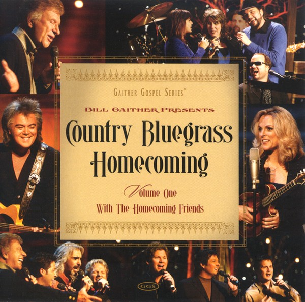 Country Bluegrass Homecoming Volume 1 CD