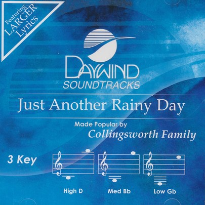 Just Another Rainy Day Acc, CD