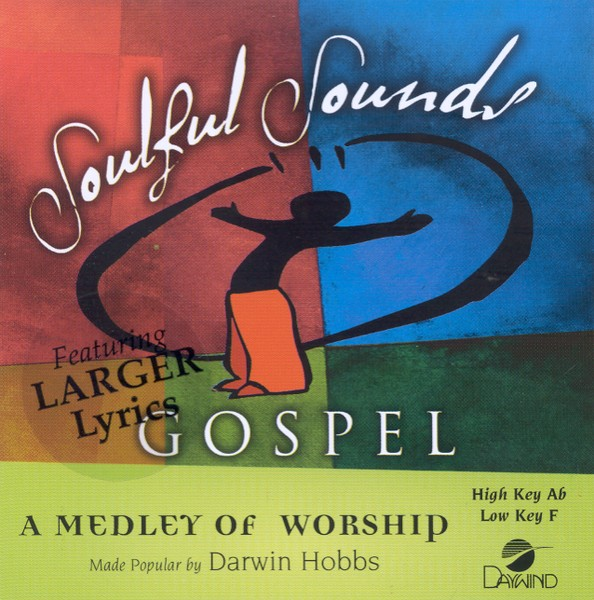 A Medley of Worship, Accompaniment CD