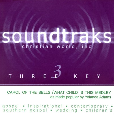 Carol Of The Bells/What Child Is This, Accompaniment CD