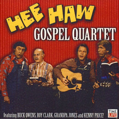 Hee Haw Gospel Quartet--2 CDs