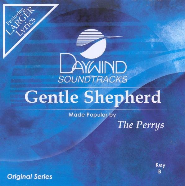 Gentle Shepherd, Accompaniment CD