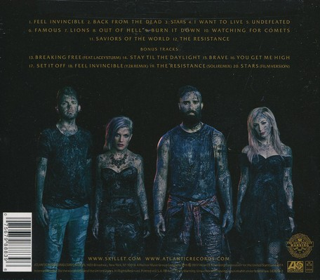 Unleashed Beyond, Deluxe Edition