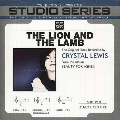 The Lion and the Lamb, Accompaniment CD