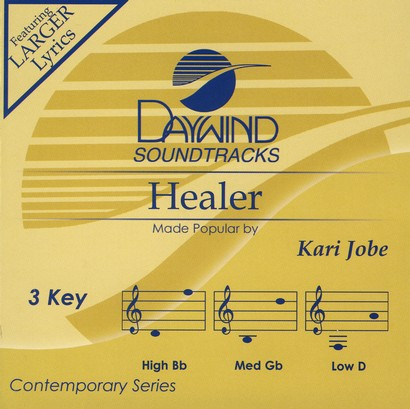 Healer, Accompaniment CD