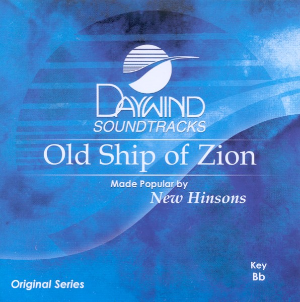 Old Ship Of Zion, Accompaniment CD