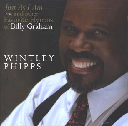 Just As I Am: And Other Favorite Hymns of Billy Graham CD