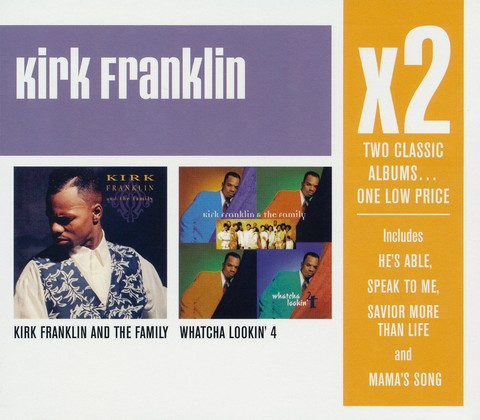 Kirk Franklin and the Family/Whatcha Lookin' At