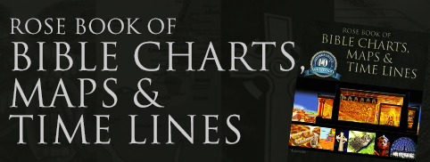 Bible Charts Maps Time Lines