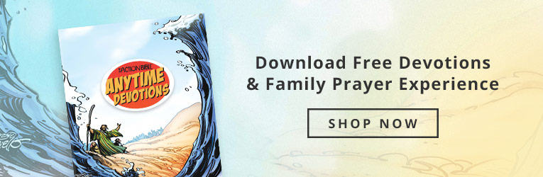 Sign Up for Free a Family Devotional
