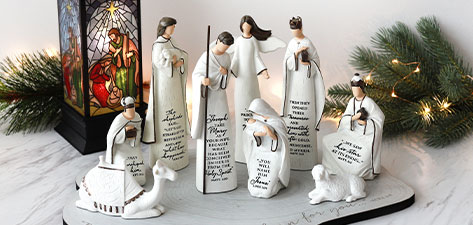 Scripture Nativity