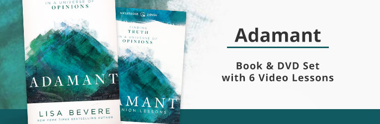 Adamant DVD Study, by Lisa Bevere