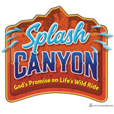 Spash Canyon VBS Logo