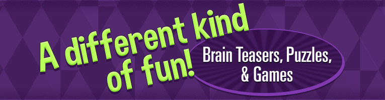 Brain Teasers & Puzzles