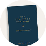 CSB Scripture Notebooks