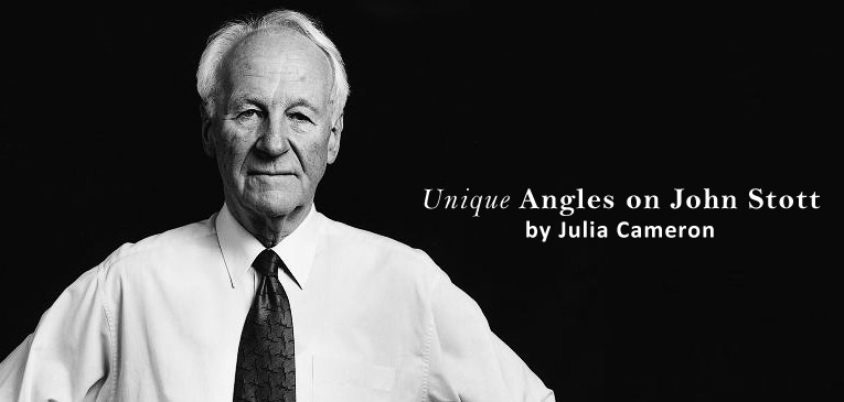 Unique Angles of John Stott Julia Cameron