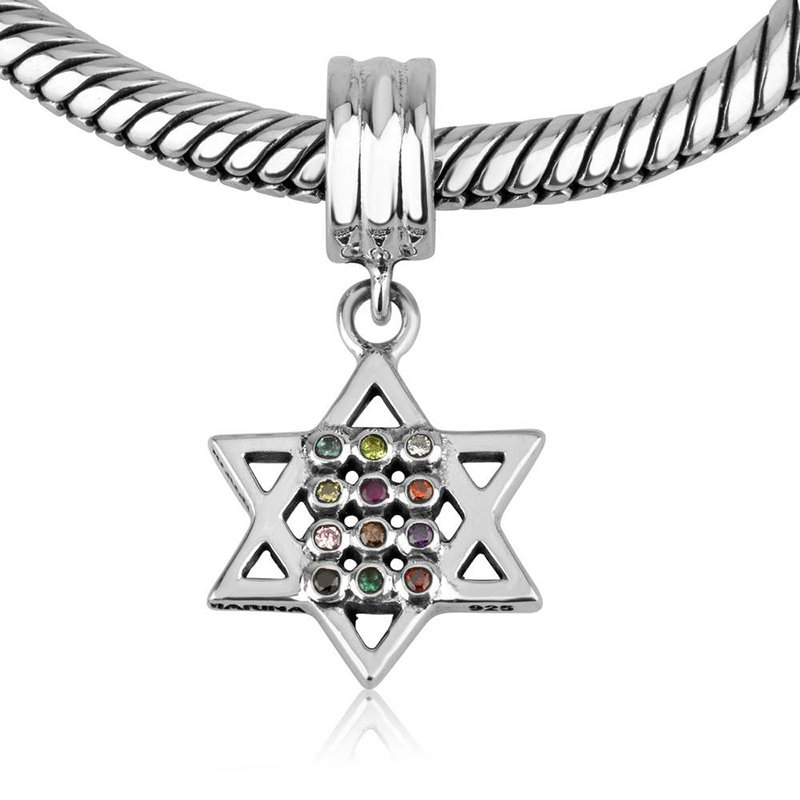 Star of David, Priestly Breastplate