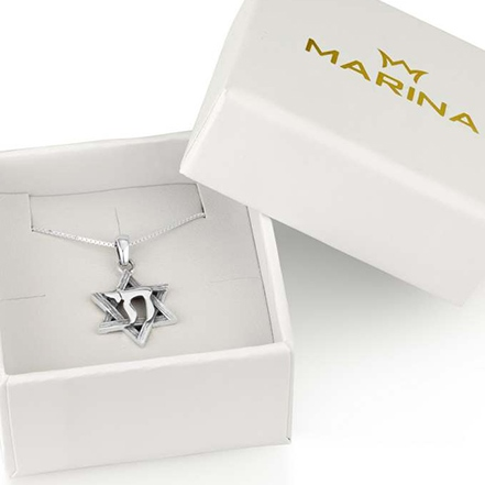 Marina Jewelry from the Holy Land