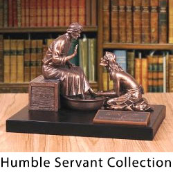 Humble Servant Sculpture