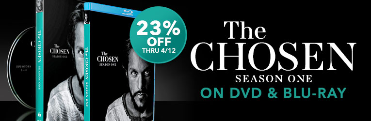The Chosen DVD & Blu-ray
