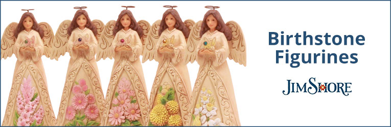 Birthstone Angels by Jim Shore