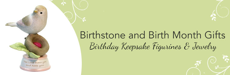 Birthstone & Birth Month Gifts