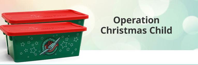 plastic shoeboxes pack of 12 - Christmas Shoebox