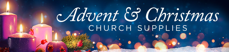 Advent & Christmas Church Supplies