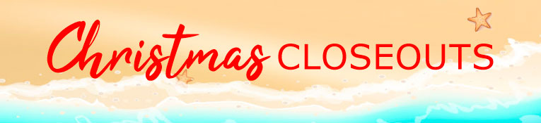 Christmas Closeouts