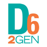 D6 2nd Gen Curriculum Logo